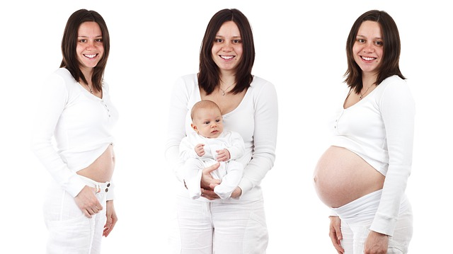Nach der Schwangerschaft abnehmen