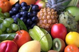 Obst enthält viele Vitamine