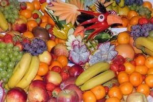 Vitamine in Früchten