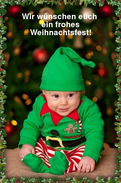 Weihnachts-Elfe