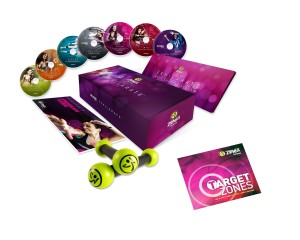 Zumba DVD Programm Exhilarate